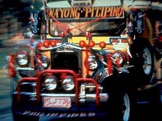 Filipinas jeepney