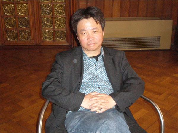 Yu Hua en Casa Asia
