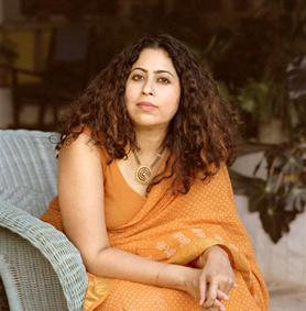 Anita Nair  ©Nina Subin