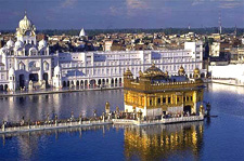 Templo Dorado Amritsar