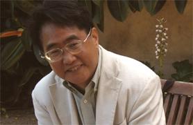 Qiu Xiaolong en Barcelona