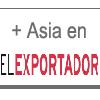 Asia en el Exportador