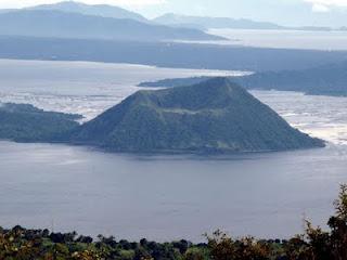 Volcan Taal, Filipinas