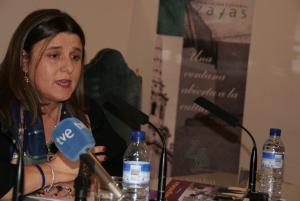 Pilar Requena presentación libro