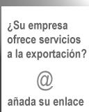 servicios export