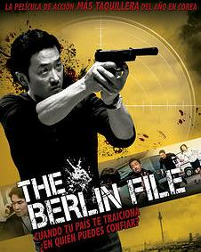 Pel�cula: The Berlin File