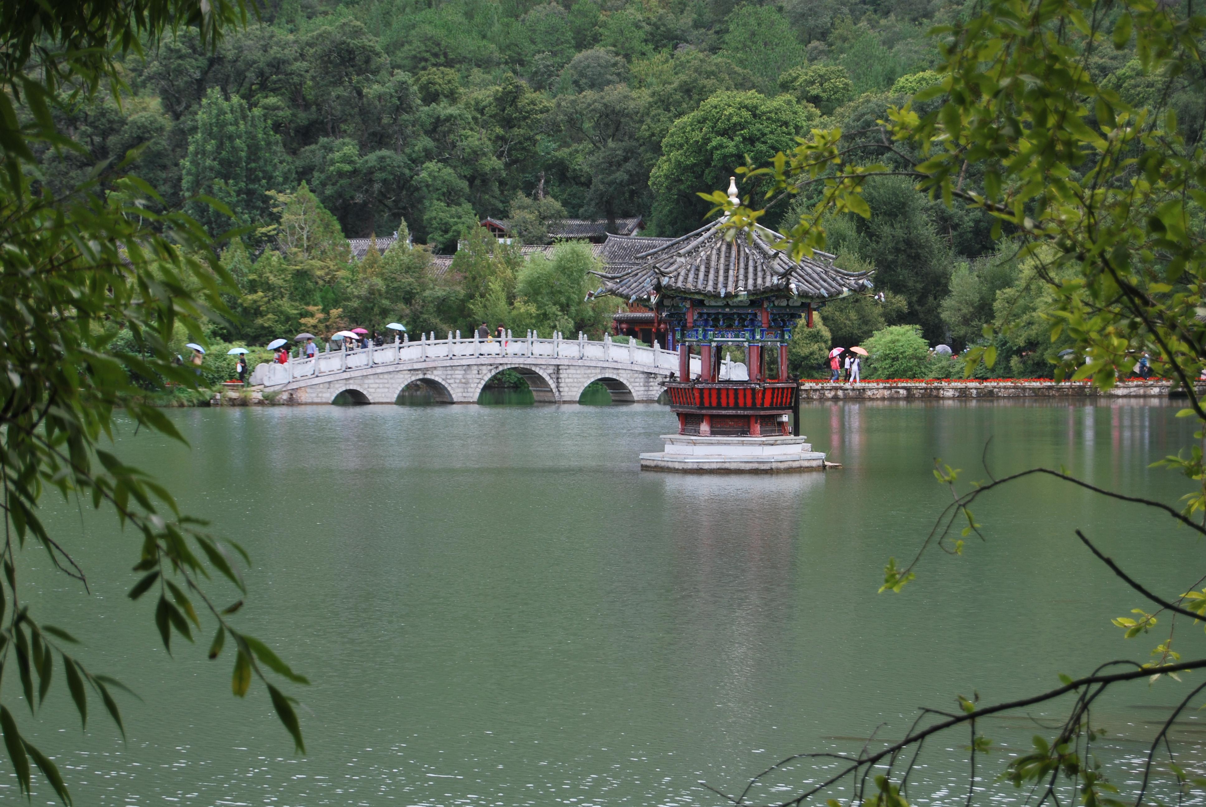 Lijiang parque