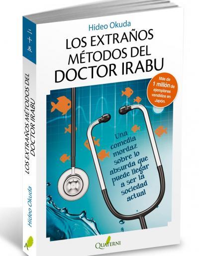 """Libro: """"Los extraños métodos del doctor Irabu"""""""