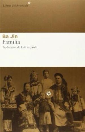 Libro:Familia de Ba  Jin