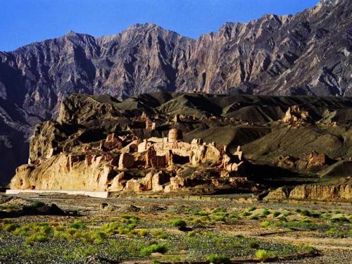 Ruta de la Seda UNESCO -Subash China