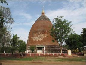 Birmania antiguas ciudades de Pyu UNESCO