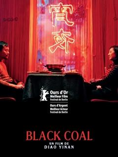 Película: Black coal poster
