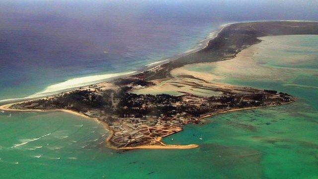 Isla de Navidad Australia