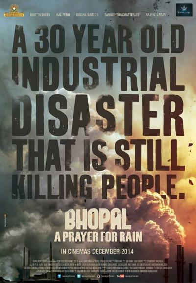 Película: Bhopal: A Prayer for Rain_poster