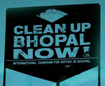 Bhopal 2014 campaña 30 aniversario