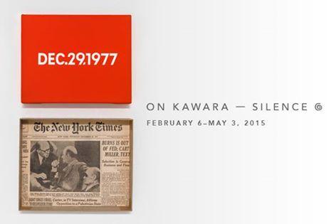 Exposición On Kawara Silence_3