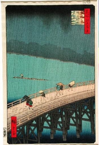 Exposición: Hiroshige (1797-1858) y su época