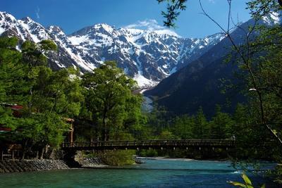 Alpes japoneses, Kamikochi