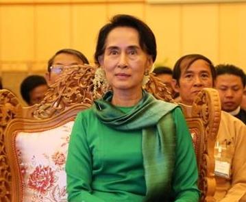 Aung San Su kyi rohingya