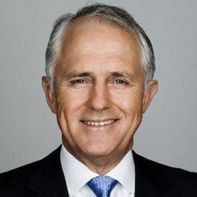 Malcolm Turnbull primer ministro australia