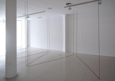 """Exposición:""""La casa del laberinto"""", de Noni Lazaga"""