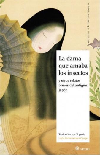Libro la dama que amaba los insectos