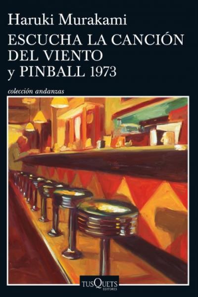 Libro: Escucha la canción del viento y Pinball 1973