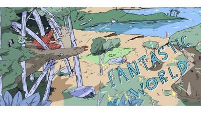 exposici�n:Un planeta Enloquecido: Fantasmas, monstruos y alien�genas en el Manga