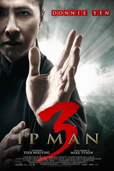 Película: Ip Man 3