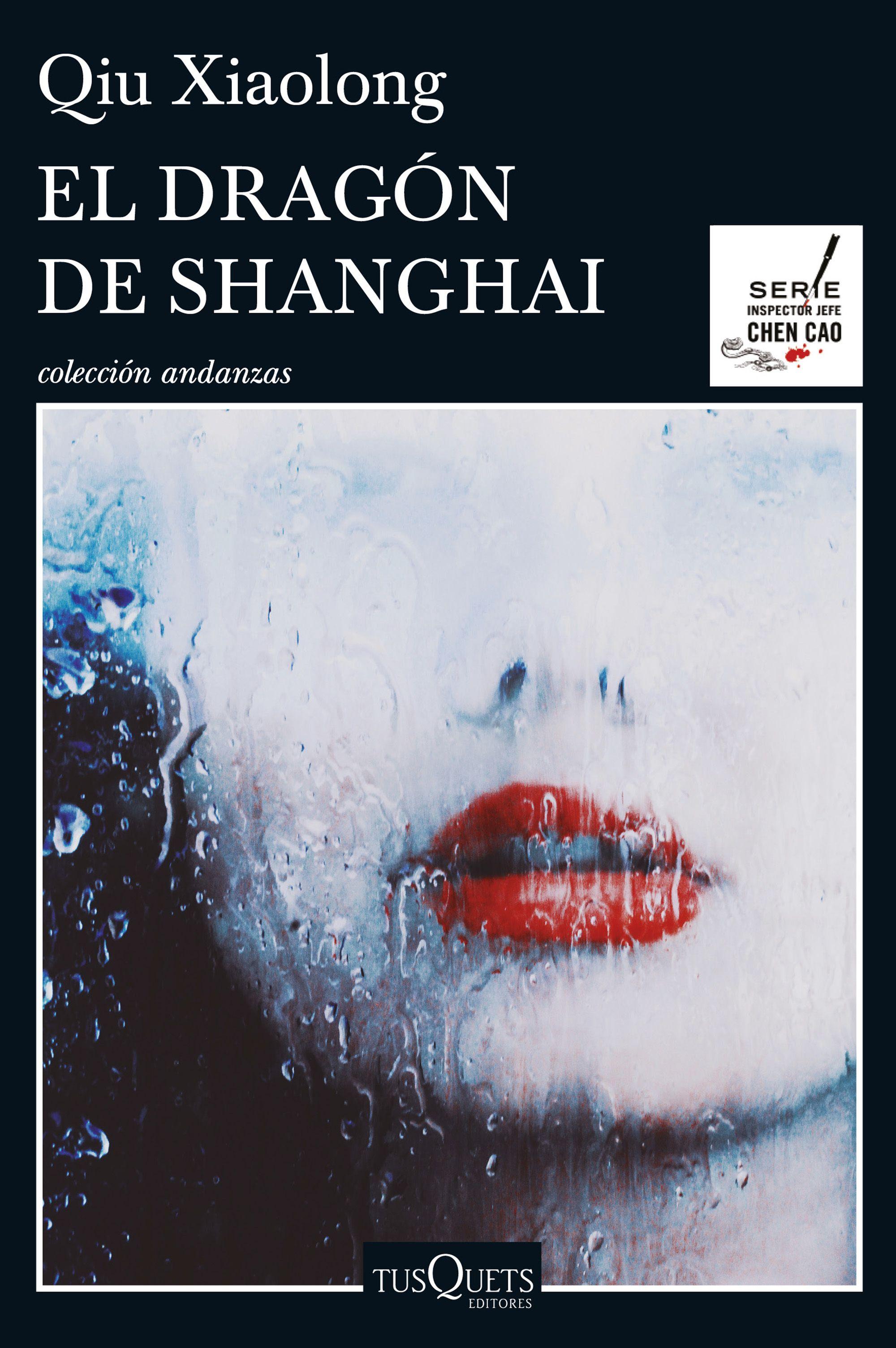 Libro: El dragón de Shanghai