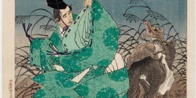 Exposici�n: Anglada camarasa y el arte de japon