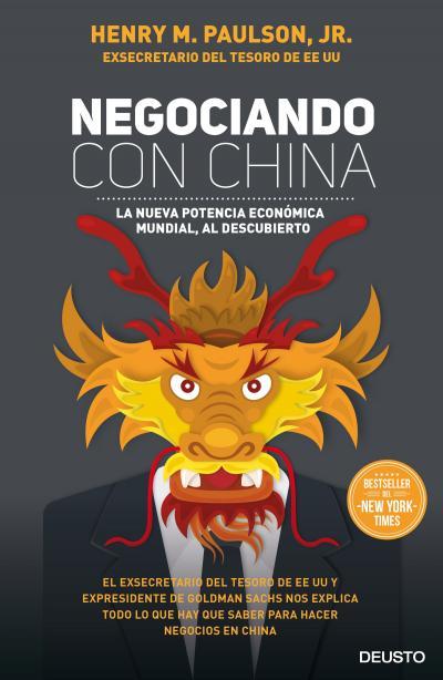 Libro: Negociando con China