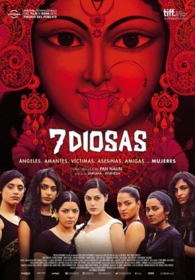 Película 7 diosas
