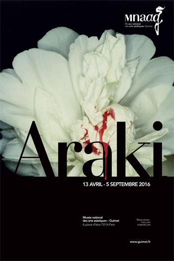 Exposición Araki