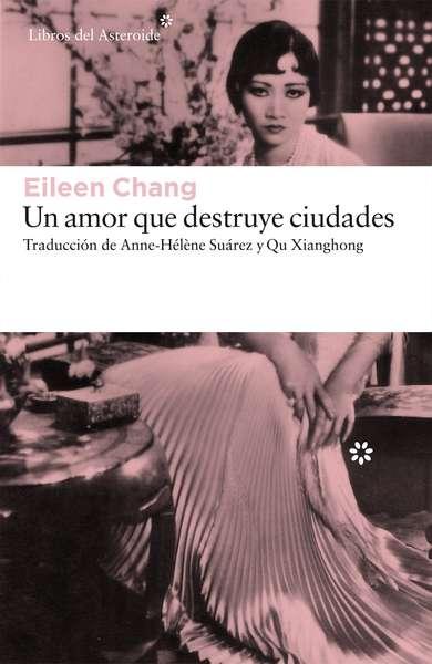 Libro_ Un amor que destruye ciudades