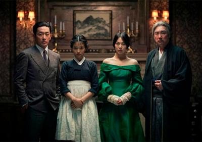 Pel�cula: The Handmaiden