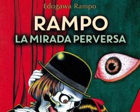 Libro: Rampo, la mirada perversa_boletín
